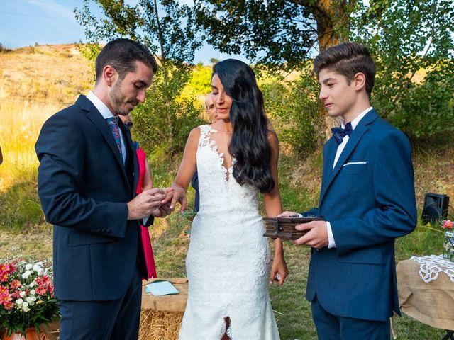 La boda de Pablo y Tania en Atienza, Guadalajara 47