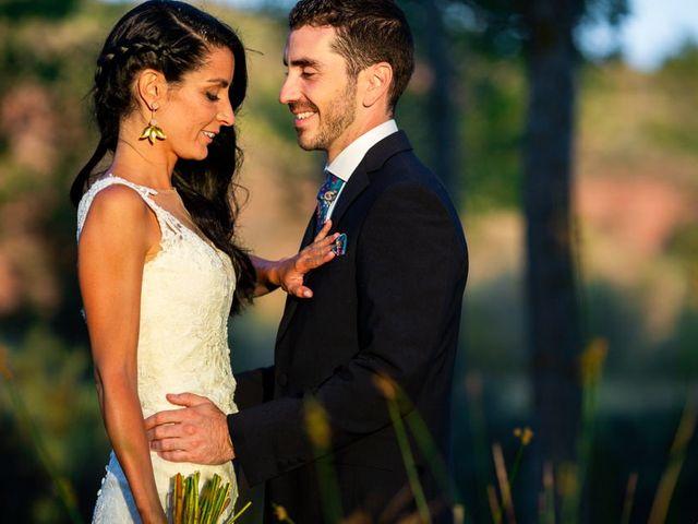 La boda de Pablo y Tania en Atienza, Guadalajara 55