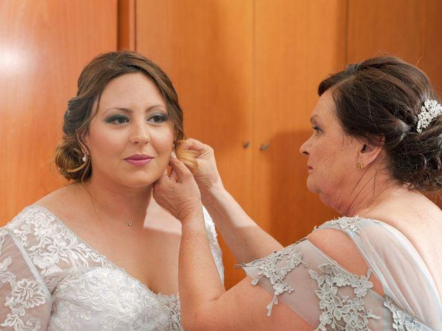 La boda de Abel y Laura en Murcia, Murcia 9
