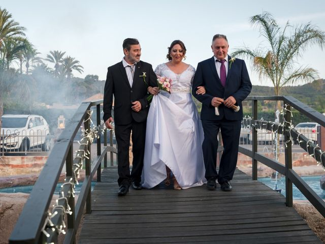 La boda de Abel y Laura en Murcia, Murcia 16