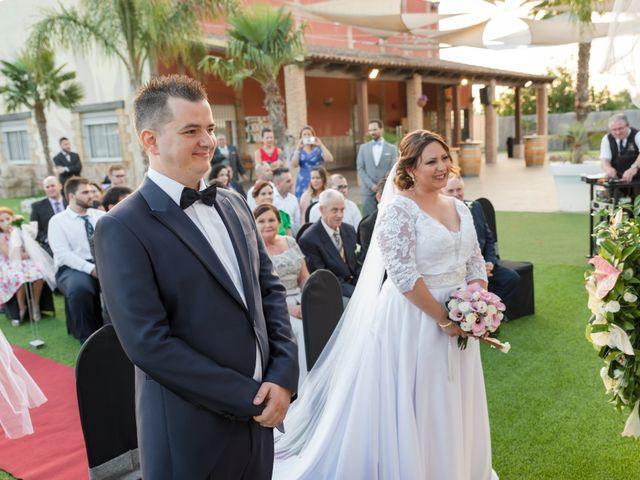 La boda de Abel y Laura en Murcia, Murcia 17