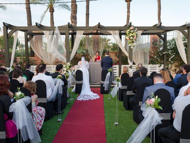 La boda de Abel y Laura en Murcia, Murcia 18
