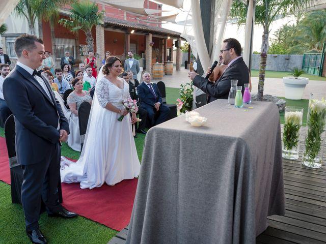 La boda de Abel y Laura en Murcia, Murcia 19