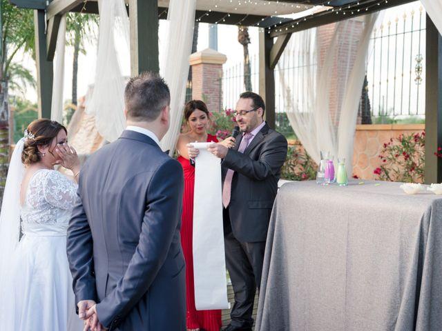 La boda de Abel y Laura en Murcia, Murcia 20