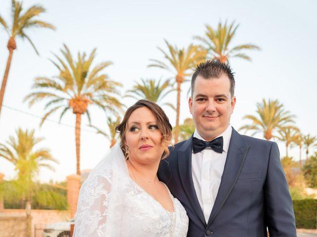 La boda de Abel y Laura en Murcia, Murcia 22