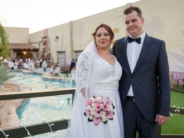 La boda de Abel y Laura en Murcia, Murcia 23