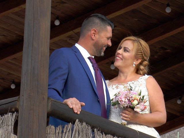 La boda de Zeneida y Félix