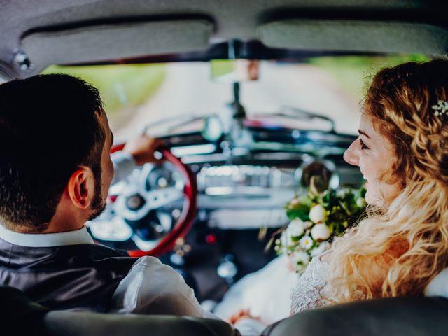 La boda de Nico y Laura en Aeropuerto Sondika (Vizcaya), Vizcaya 29