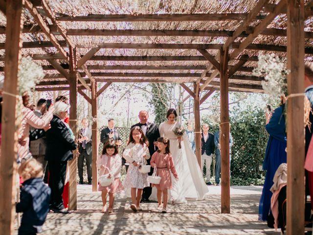 La boda de Pep y Mari en Constanti, Tarragona 27