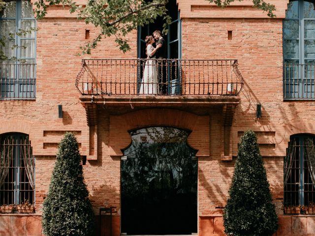 La boda de Mari y Pep