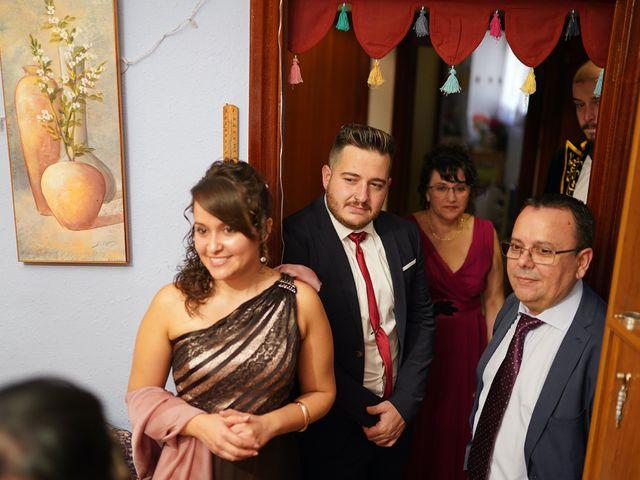 La boda de Amidab y Rebeca en Almudevar, Huesca 12