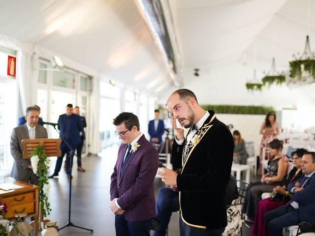 La boda de Amidab y Rebeca en Almudevar, Huesca 20