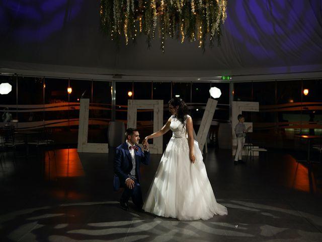 La boda de Amidab y Rebeca en Almudevar, Huesca 27