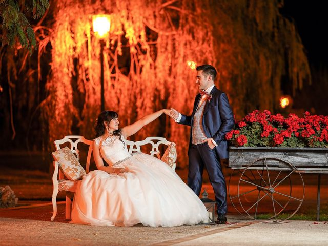 La boda de Amidab y Rebeca en Almudevar, Huesca 30