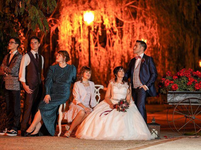 La boda de Amidab y Rebeca en Almudevar, Huesca 32