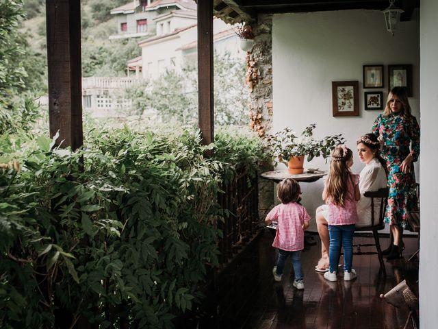 La boda de Alex y Silvia en Grado, Asturias 9