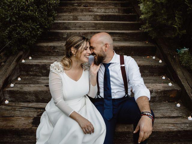 La boda de Vicky y Nico
