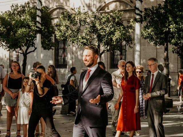 La boda de Nicolás y Ana en Sevilla, Sevilla 6