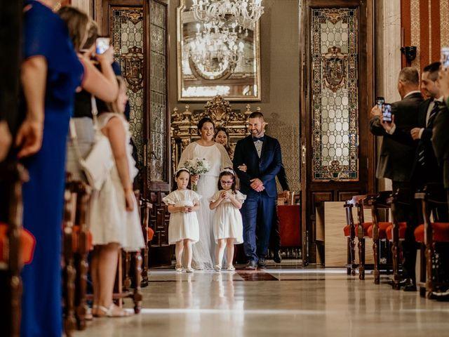 La boda de Nicolás y Ana en Sevilla, Sevilla 9