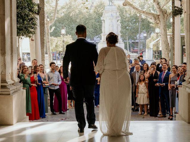 La boda de Nicolás y Ana en Sevilla, Sevilla 20