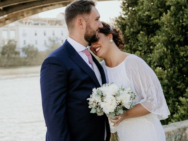 La boda de Nicolás y Ana en Sevilla, Sevilla 26