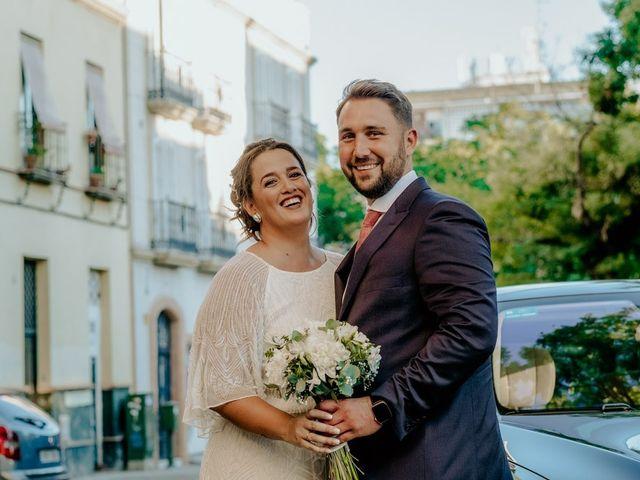 La boda de Nicolás y Ana en Sevilla, Sevilla 34