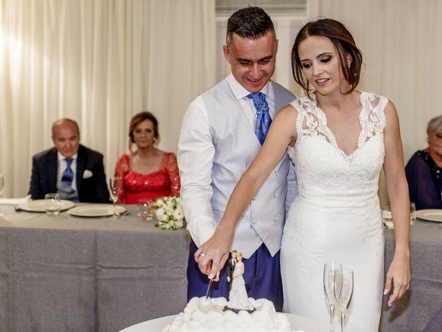 La boda de Joaquín y Raquel en Dos Hermanas, Sevilla 32