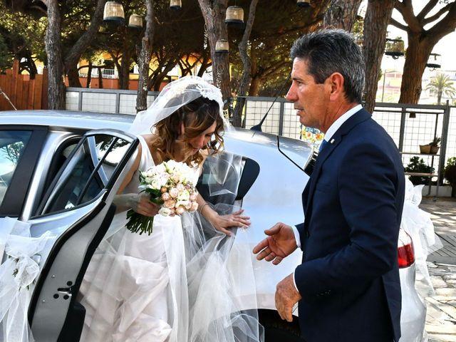 La boda de Veronica y Xavier en Malgrat De Mar, Barcelona 28