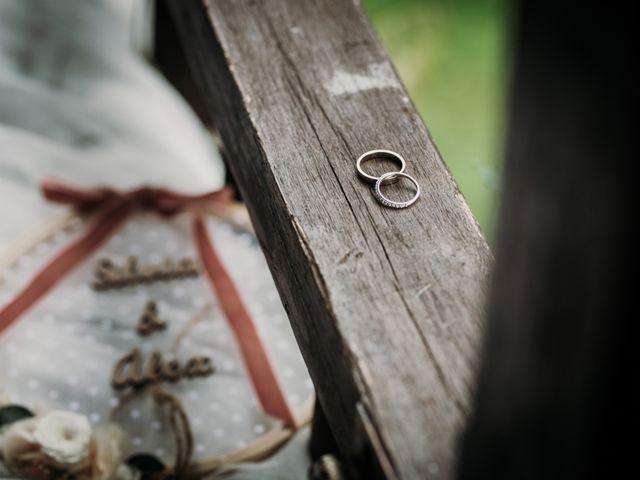 La boda de Alex y Silvia en Grado, Asturias 1
