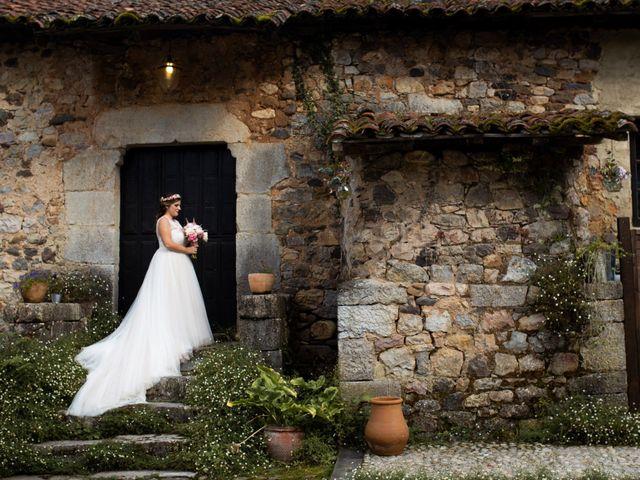 La boda de Alex y Silvia en Grado, Asturias 52