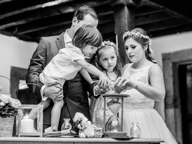 La boda de Alex y Silvia en Grado, Asturias 41