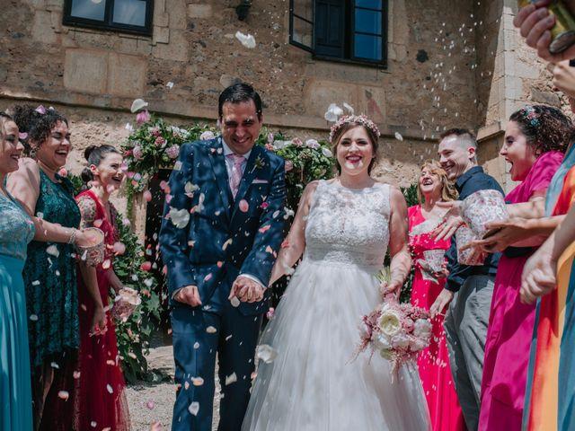 La boda de Alex y Silvia en Grado, Asturias 43