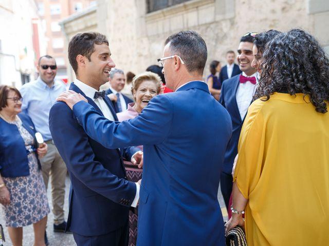 La boda de Mirela y Jorge en Zamora, Zamora 10