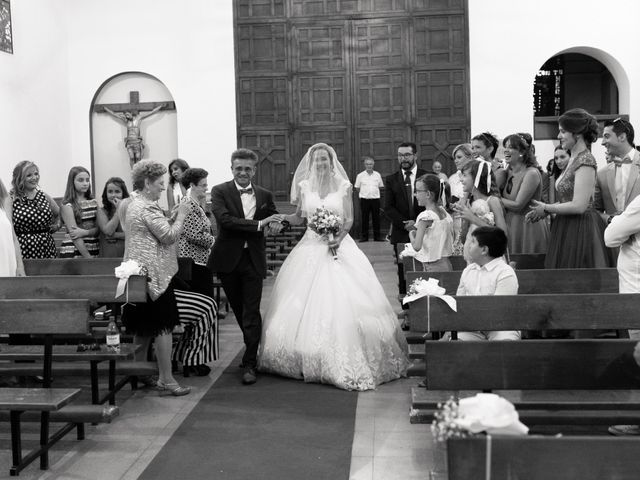La boda de Mirela y Jorge en Zamora, Zamora 11