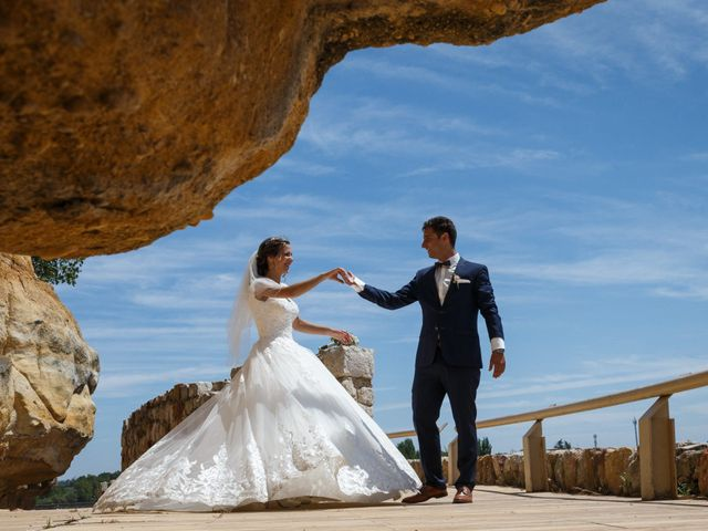 La boda de Jorge y Mirela