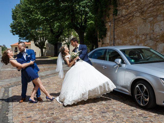 La boda de Mirela y Jorge en Zamora, Zamora 18