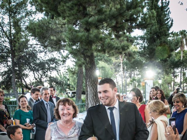 La boda de Elisa y Adam en Córdoba, Córdoba 6