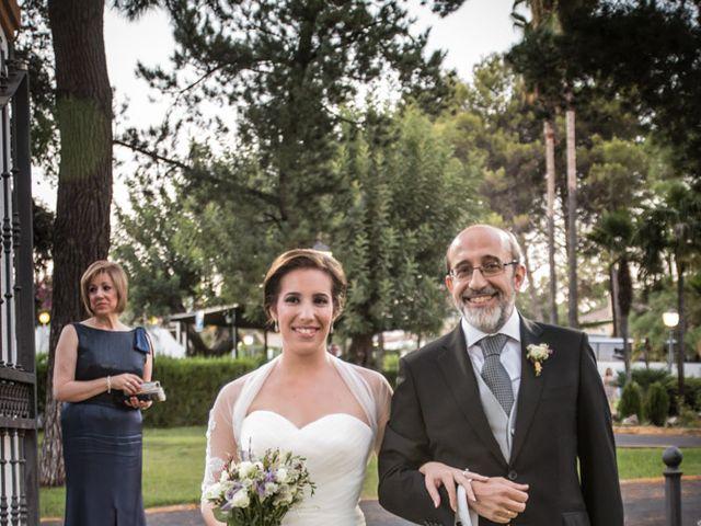 La boda de Elisa y Adam en Córdoba, Córdoba 7
