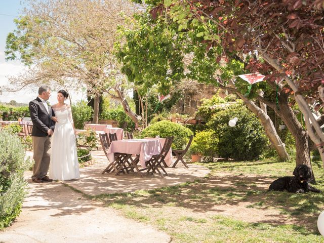 La boda de Marta y Adri