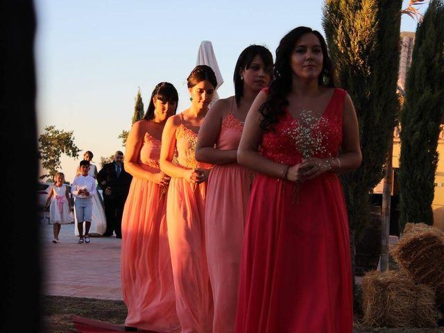 La boda de David y Julieta en Salar, Granada 1