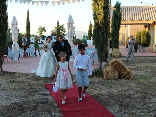 La boda de David y Julieta en Salar, Granada 2
