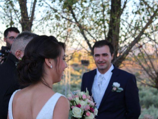 La boda de David y Julieta en Salar, Granada 8