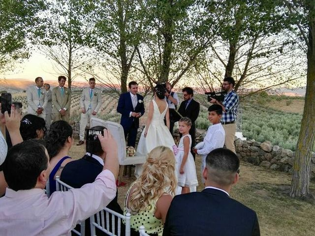 La boda de David y Julieta en Salar, Granada 10