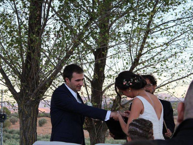 La boda de David y Julieta en Salar, Granada 12