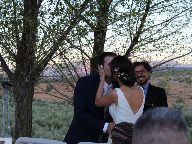 La boda de David y Julieta en Salar, Granada 13