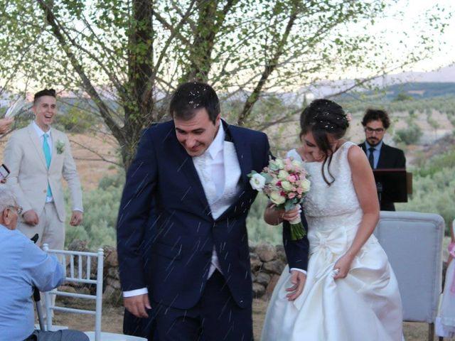 La boda de David y Julieta en Salar, Granada 14