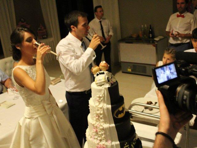 La boda de David y Julieta en Salar, Granada 20