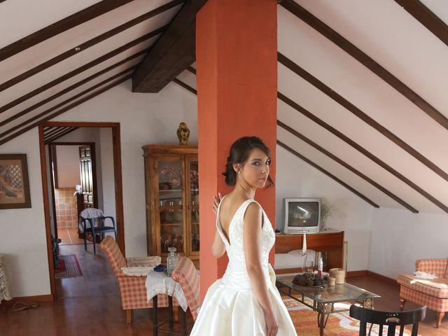 La boda de David y Julieta en Salar, Granada 4