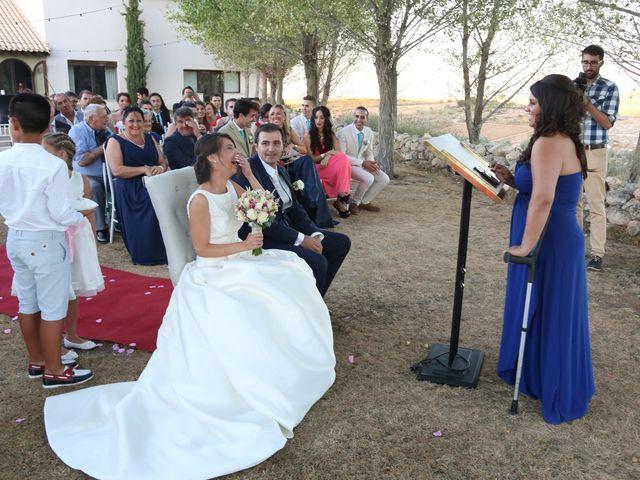 La boda de David y Julieta en Salar, Granada 11