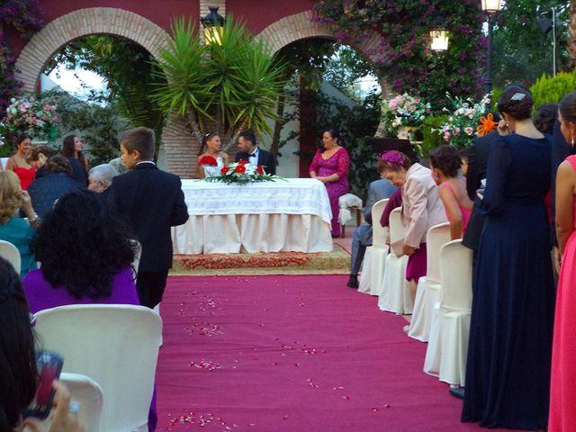 La boda de Juanjo y Alba en Espartinas, Sevilla 5